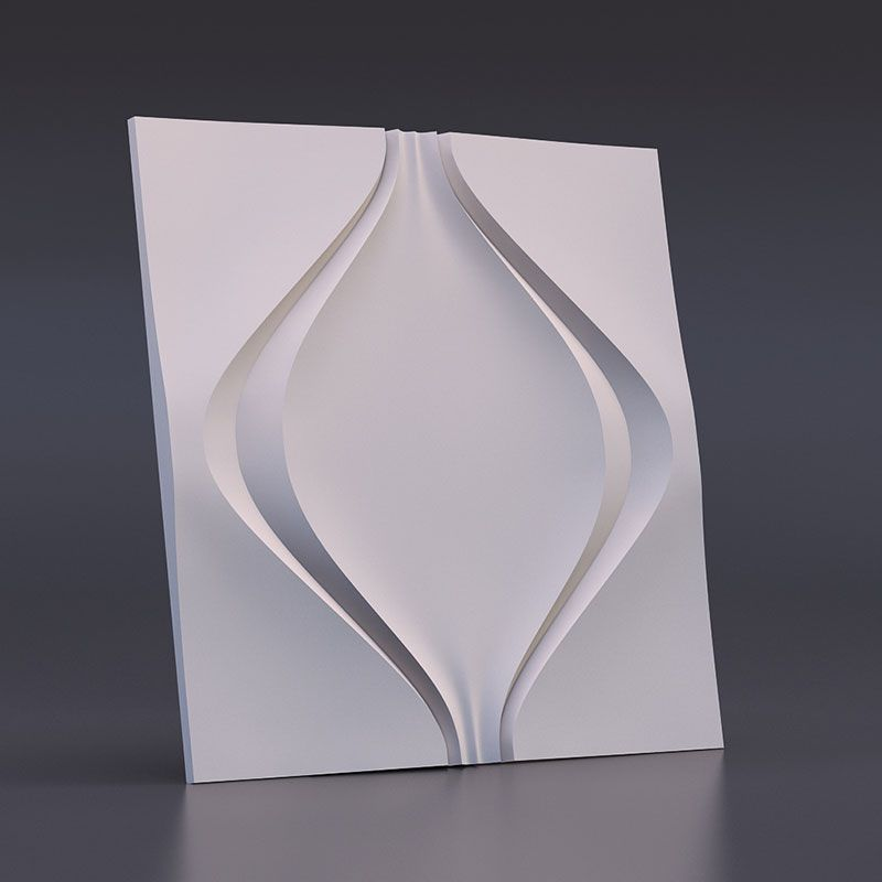 3D - панель арт.П - 114